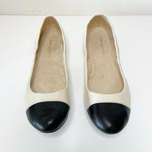 Karl Lagerfeld Shupet Ballet Flats Faux Leather 9